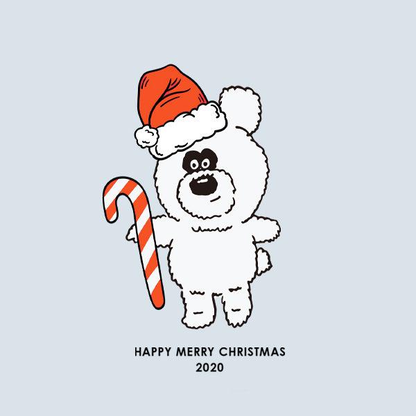 りのくまちゃんクリスマス