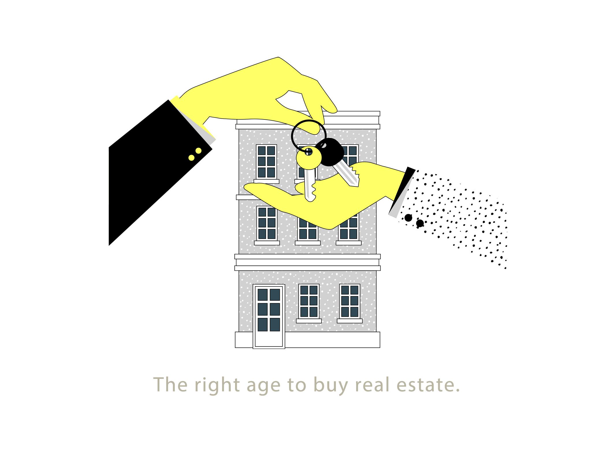 マンション購入の適齢期